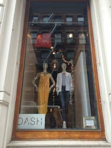 Dash sióstr Kardashian na Soho