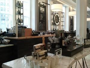 Herald Square Cafe w Macy's na II piętrze