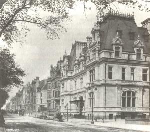 MIllionaire's Row 1898