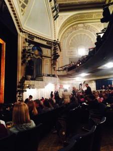 sala Teatru Ambassador