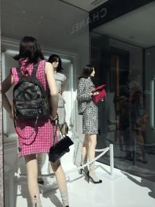 plecak Chanel ;)